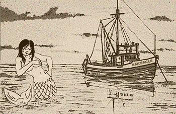 Mermaid and the Barnacle