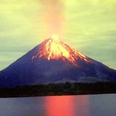 Erupting Volcano credit Steven Hager